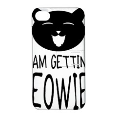 I Am Getting Meowied Apple iPhone 4/4S Hardshell Case with Stand