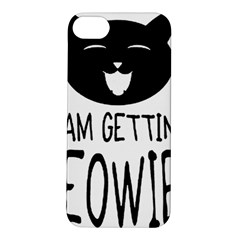 I Am Getting Meowied Apple iPhone 5S Hardshell Case