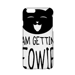 I Am Getting Meowied Apple iPhone 6/6S Hardshell Case