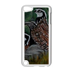 Bobwhite Quails Apple iPod Touch 5 Case (White)