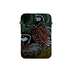 Bobwhite Quails Apple iPad Mini Protective Soft Cases