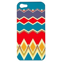 Chevrons and rhombus			Apple iPhone 5 Hardshell Case