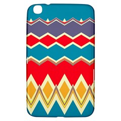 Chevrons and rhombus			Samsung Galaxy Tab 3 (8 ) T3100 Hardshell Case