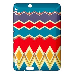 Chevrons and rhombus			Kindle Fire HDX Hardshell Case