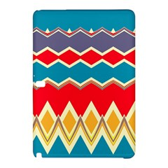 Chevrons and rhombus			Samsung Galaxy Tab Pro 12.2 Hardshell Case