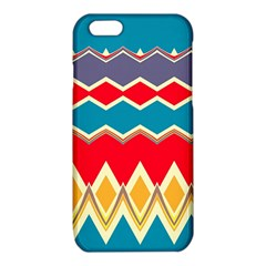 Chevrons and rhombus			iPhone 6/6S TPU Case