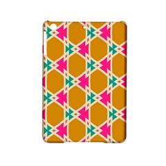 Connected shapes patternApple iPad Mini 2 Hardshell Case