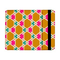 Connected Shapes Patternsamsung Galaxy Tab Pro 8 4  Flip Case