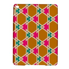 Connected shapes patternApple iPad Air 2 Hardshell Case