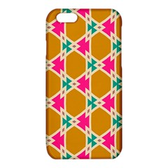 Connected shapes pattern			iPhone 6/6S TPU Case
