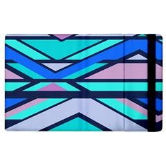 Angles and stripes			Apple iPad 2 Flip Case