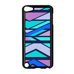 Angles and stripesApple iPod Touch 5 Case (Black)