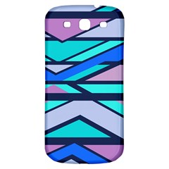 Angles and stripes			Samsung Galaxy S3 S III Classic Hardshell Back Case