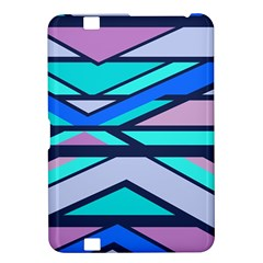 Angles and stripesKindle Fire HD 8.9  Hardshell Case