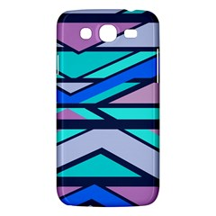 Angles and stripes			Samsung Galaxy Mega 5.8 I9152 Hardshell Case