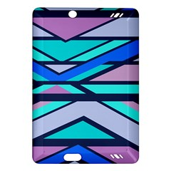 Angles and stripesKindle Fire HD (2013) Hardshell Case