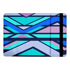Angles and stripesSamsung Galaxy Tab Pro 10.1  Flip Case