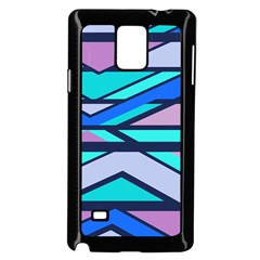 Angles And Stripes			samsung Galaxy Note 4 Case (black)