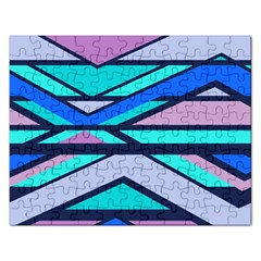 Angles and stripes			Jigsaw Puzzle (Rectangular)