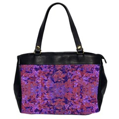 Intricate Patterned Textured  Office Handbags (2 Sides)