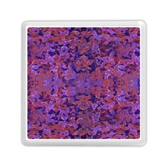 Intricate Patterned Textured  Memory Card Reader (Square)