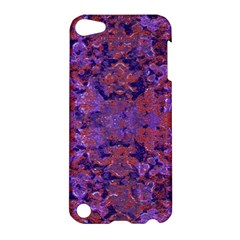 Intricate Patterned Textured  Apple iPod Touch 5 Hardshell Case