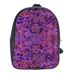 Intricate Patterned Textured  School Bags (XL)