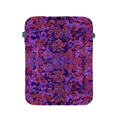 Intricate Patterned Textured  Apple iPad 2/3/4 Protective Soft Cases