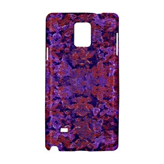 Intricate Patterned Textured  Samsung Galaxy Note 4 Hardshell Case
