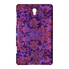 Intricate Patterned Textured  Samsung Galaxy Tab S (8.4 ) Hardshell Case