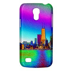 Chicago Colored Foil Effects Galaxy S4 Mini