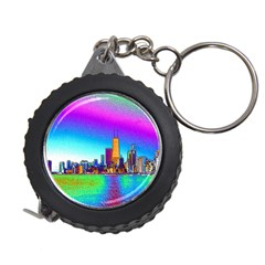 Chicago Colored Foil Effects Measuring Tapes