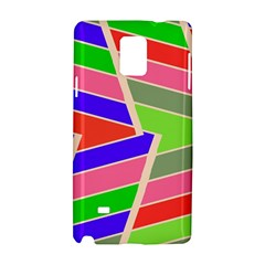 Symmetric Distorted Rectangles			samsung Galaxy Note 4 Hardshell Case