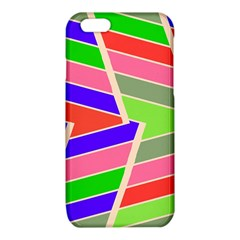 Symmetric distorted rectangles			iPhone 6/6S TPU Case
