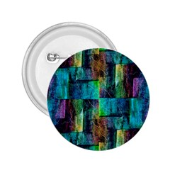 Abstract Square Wall 2.25  Buttons
