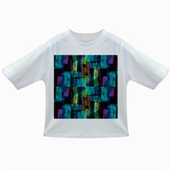 Abstract Square Wall Infant/toddler T Shirts
