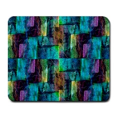 Abstract Square Wall Large Mousepads