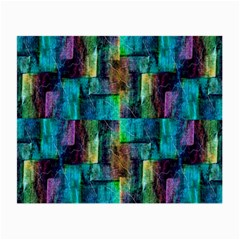 Abstract Square Wall Small Glasses Cloth