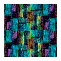 Abstract Square Wall Medium Glasses Cloth (2-Side)