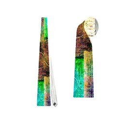 Abstract Square Wall Neckties (two Side)