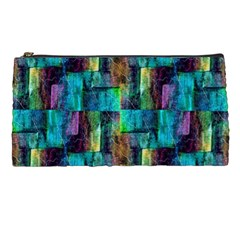 Abstract Square Wall Pencil Cases