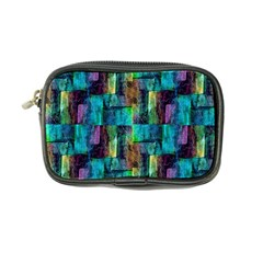 Abstract Square Wall Coin Purse