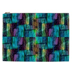Abstract Square Wall Cosmetic Bag (XXL)