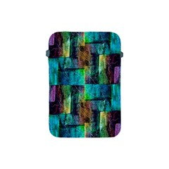 Abstract Square Wall Apple iPad Mini Protective Soft Cases