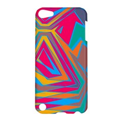 Distorted shapesApple iPod Touch 5 Hardshell Case