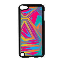 Distorted shapes			Apple iPod Touch 5 Case (Black)