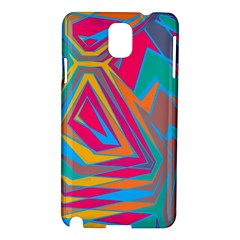 Distorted shapes			Samsung Galaxy Note 3 N9005 Hardshell Case