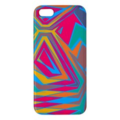 Distorted shapes			iPhone 5S Premium Hardshell Case