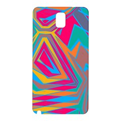 Distorted shapesSamsung Galaxy Note 3 N9005 Hardshell Back Case