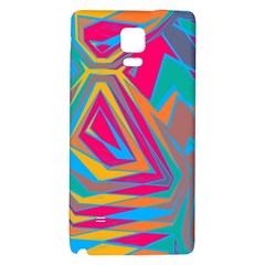 Distorted shapes			Samsung Note 4 Hardshell Back Case